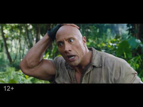 Джуманджи: Зов джунглей. Дублированный трейлер №1