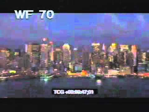 New York City Skyline HD 6 - Downtown NYC - Skyscrapers - Harbor - Best Shot Footage - Stock Footage