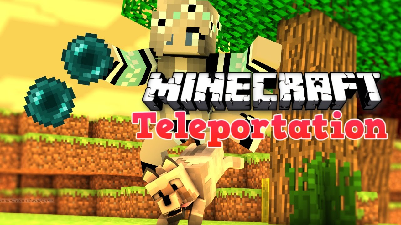 MINECRAFT Tutorial TELEPORT TO NAMED MOBS YouTube - Minecraft teleport player to entity