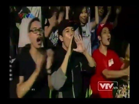 Vũ Điệu Xanh One love 2013 | VTV6 | POPPING & BREAK DANCE | Bán kết miền Nam