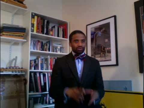 The Hundred Story House. Interview with Leon Reid IV