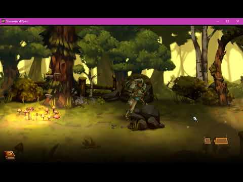 SteamWorld Quest: Hand of Gilgamech |