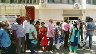 Nagpur: Senior citizens suffer at Covid vaccination centres, NMC blamed for mismanagement