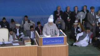 Jalsa Salana UK 2010 - Afternoon Session - Part 2 (Urdu)