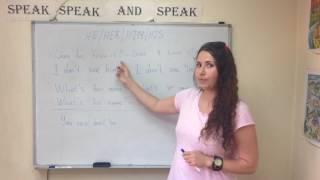 Правила произношения, особенности английского. Разговорный английский по методике ESL в Челябинске