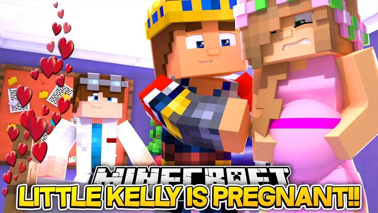 Boy Beating A Girl Wallpaper Little Kelly Is Pregnant Is It A Boy Or A Girl Minecraft