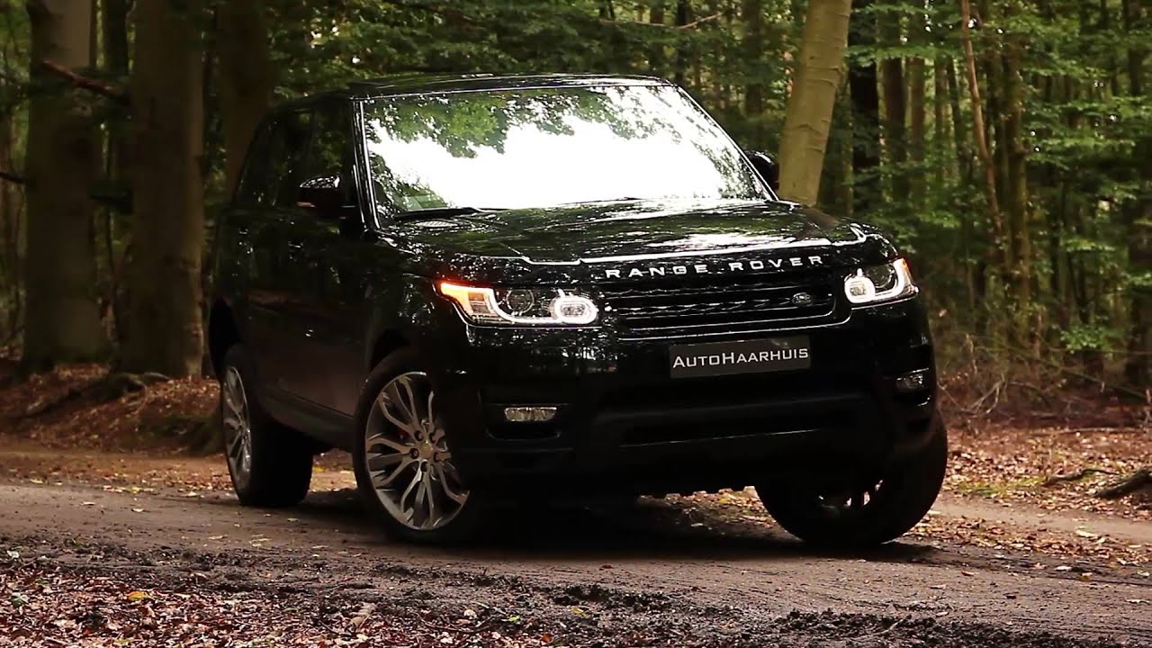 range rover sport 3 0sdv6 hse dynamic youtube. Black Bedroom Furniture Sets. Home Design Ideas