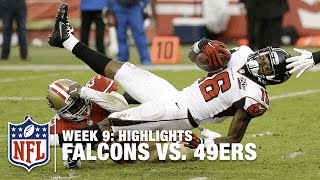 Falcons vs. 49ers | Week 9 Highlights | NFL