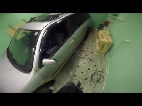 Замена втулок передних дверей Primera P11