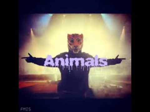 Martin Garrix - Animals tune