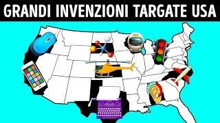 50 Grandi Invenzioni per Ogni Stato degli Stati Uniti