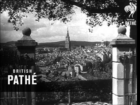 PT Display In Berne - Switzerland (1947)