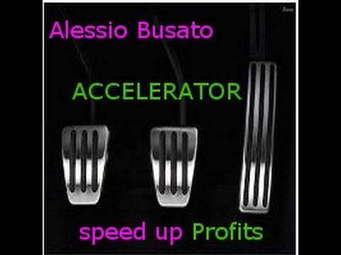 Introducing AlessioBusatoAccelerator Indicator