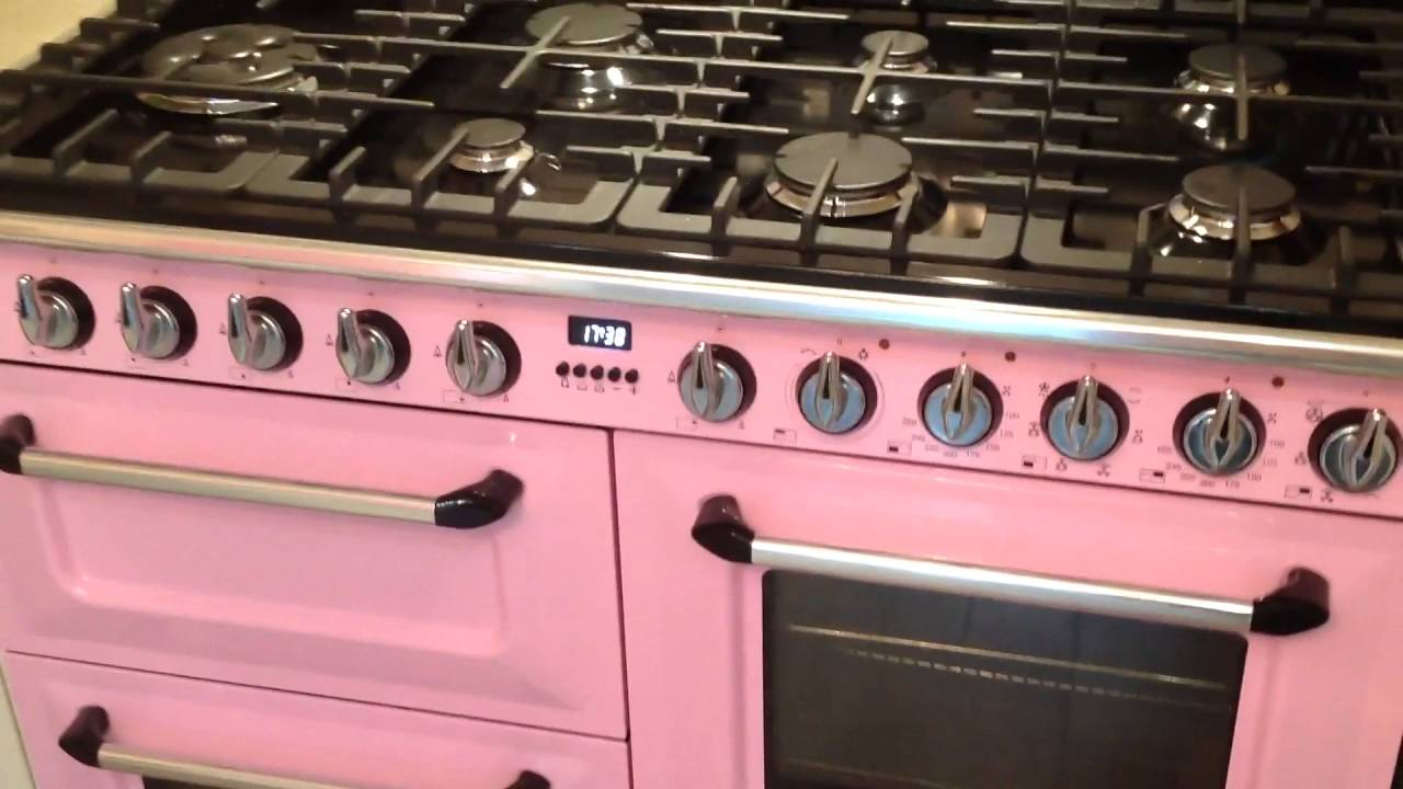 Review Of My Pink Smeg Range Cooker Oven Pretty Baby Pink