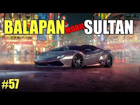 Mantap!! Sultan Modif Mobil Langsung Buat Balapan (Eps57)
