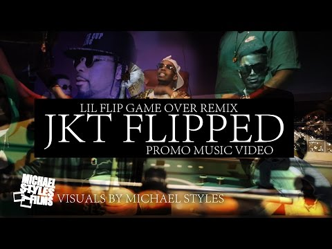 Lil Flip game over remix -JKT FLIPPED music video