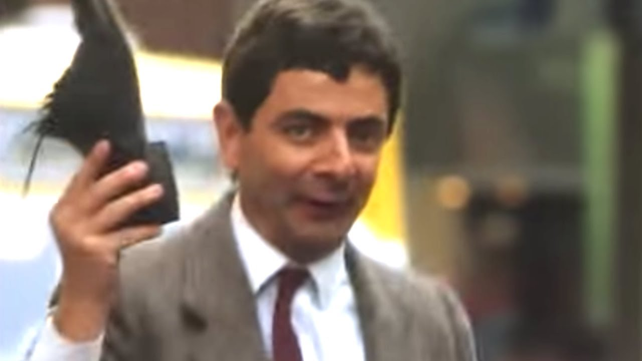 Stone In Shoe Mr Bean Official Youtube