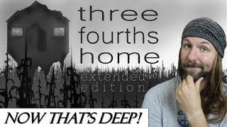 Three Fourths Home Review (Walking SIM - Indie Game)