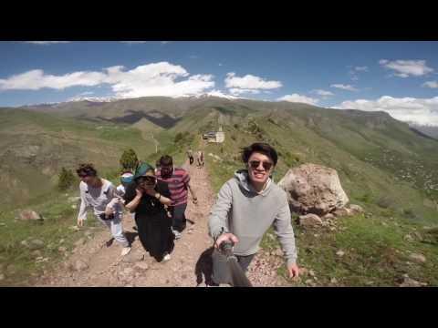 Off-road Tours In Armenia-Джиппинг в Армении с компанией Гардман Тур