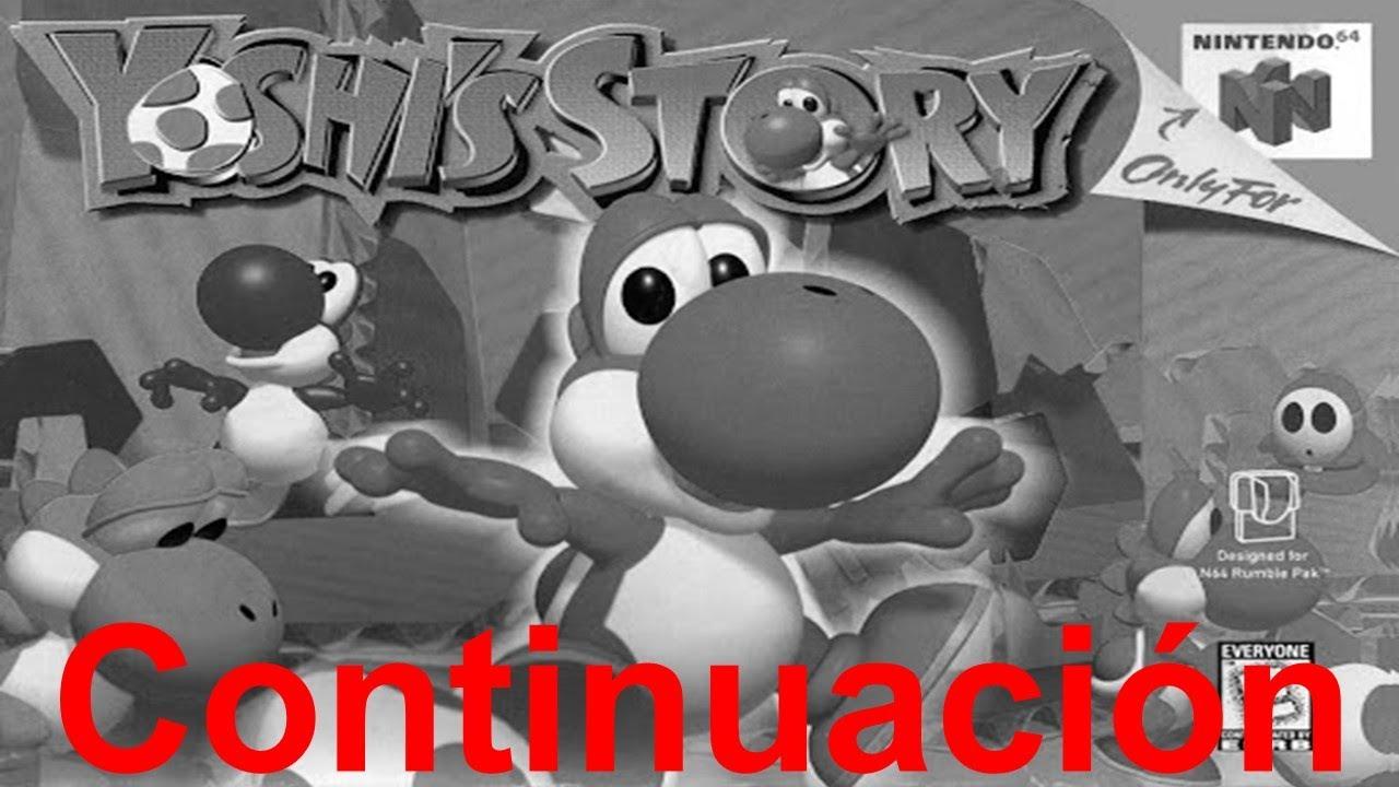 Creepypasta Yoshi Story: Continuación