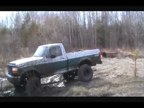 Cheap Mud Tires For Trucks >> 1993 F150 Lifted 6' | Doovi