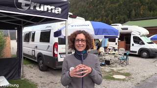Camper Van Summit Meeting 2018 in Leutasch Tirol Olympiaregion Seefeld  CVSM