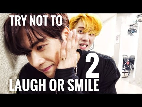 GOT7 Try Not To Laugh Or Smile Challenge! #2 | Funny Moments