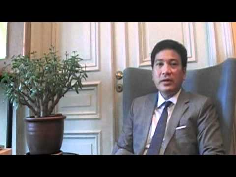 Interview with Thant Myint-U