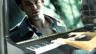 Twilight and New Moon - River Flows in You piano (Yiruma