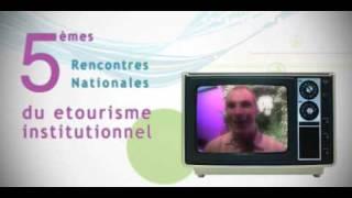 Rencontres etourisme 2009 - Teaser
