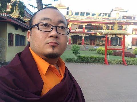 Welcoming Lama guru Ngwang Gurung to Buddhist Samaj Nebraska Inc.