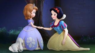 「ちいさなプリンセス ソフィア/まほうのおもてなし」白雪姫からのアドバイス
