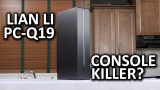 """Lian Li PC-Q19 """"Console Killer"""" PC Case"""