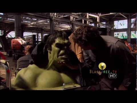 Mark Ruffalo Interview on playing The Hulk in The Avengers