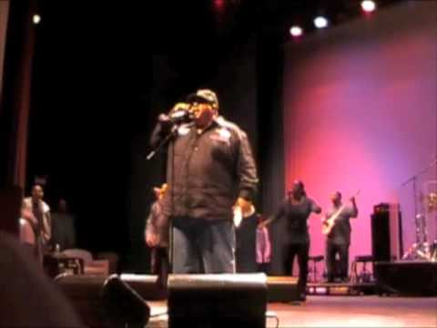 "Fred Hammond -  This Is The Day at ""The Experience"""
