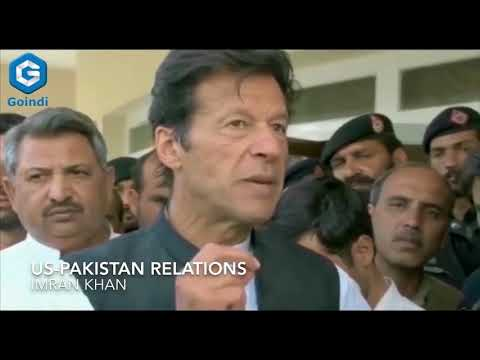 Pak-US Relations - Imran Khan's dream