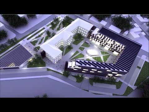 Sveučilišni kampus Varaždin - Faza III – Studentski dom s pratećim sadržajima