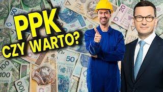 PPK - Pracownicze Plany Kapitałowe - Czy Warto Przystąpić - Analiza Komentator Pieniądze Bank PL