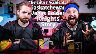 The Accidental Saskatchewan Vegas Golden Knights Story