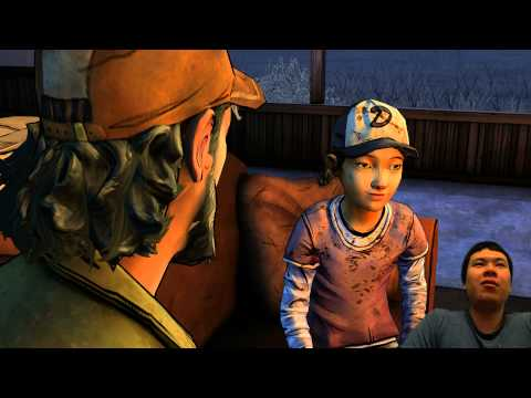 The Walking Dead Season 2 Ep 2 - Let's Sing Phil Collins - In the Air Tonight