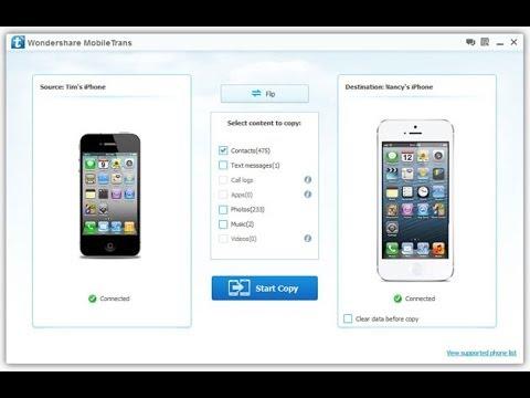 Come importare contatti da SIM a iPhone - reliancetex.com