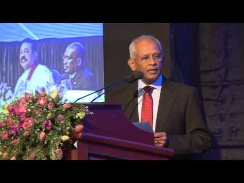 Mr Lalith Weeratunga, Chairman, GSR,  Opening Speech at GSR12, Colombo, Sri Lanka