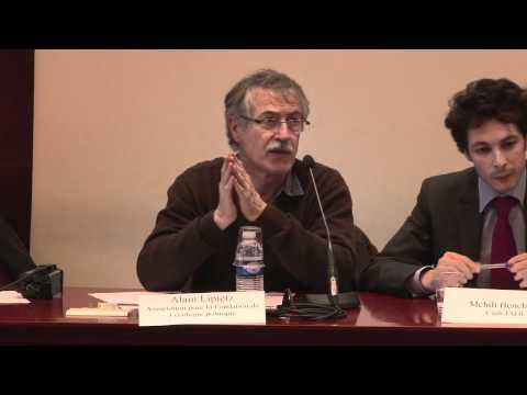 A.LIPIETZ (Ecologie Politique) | 1er forum des think tanks
