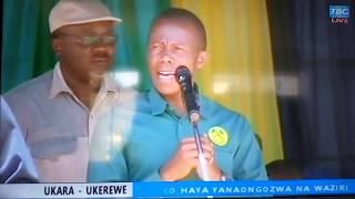 POLEPOLE: Uchunguzi ajali MV Nyerere ufanyike/ Naiwakilisha Serikali ya CCM