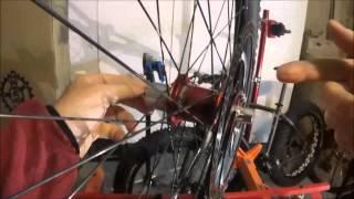 SRAM 1x11 drivetrain install by a Surgical Nurse home bike  mechanic