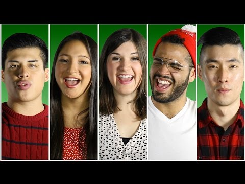 Jingle Bells (A Cappella) - Backtrack