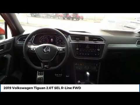2019 Volkswagen Tiguan Amarillo Texas TL5380
