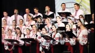 Молодежная конференция ОЦХВЕ Хор г Винница