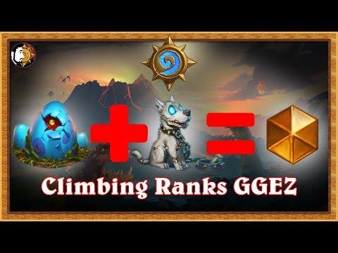 Hearthstone: Climbing Legend Ranks Easy - TheEGGv2