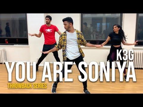 K3G - You Are My Soniya | Rohit Gijare Choreography | Dance | Hritik Roshan, Kareena Kapoor